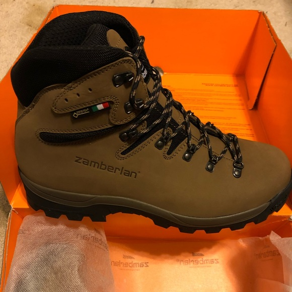 84f13c505b8 Men's Zamberlan Duran GORETEX boot leather 10.5 NWT